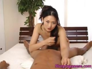A hot cock sucking POV style starring part3 amateur asian babe