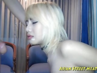 Bugger Anal Blond Asian anal asian blonde