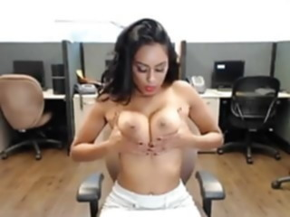 Sexi Desi Bitch on Skype 3 webcam amateur asian