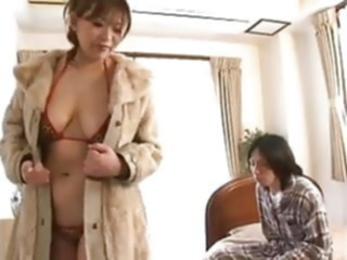 Censored thick asian woman fuck asian cumshot handjob